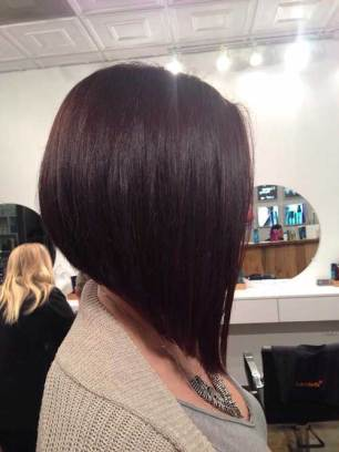 Inverted Short Bobs